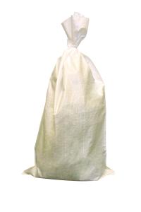 белый мешок наполнен и завязан 1(1)
