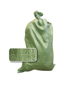зелёный мешок наполнен и завязан (1)